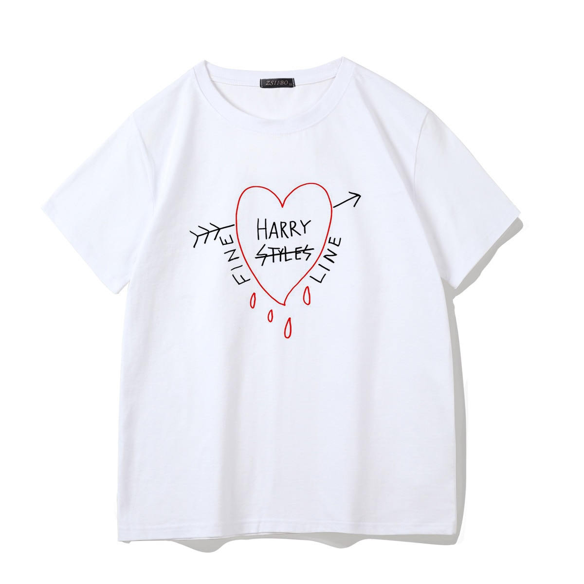 Summer Harry Styles funny female loose fashion T-shirt