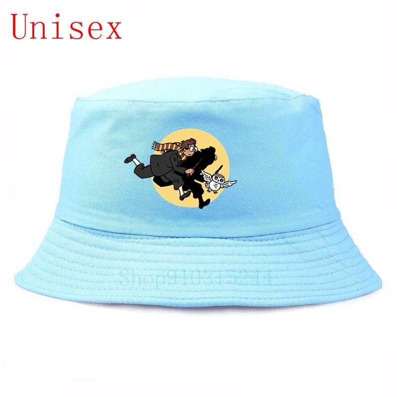 Harry owl fisherman hat hip hop panama capgorro hip hop women's hats