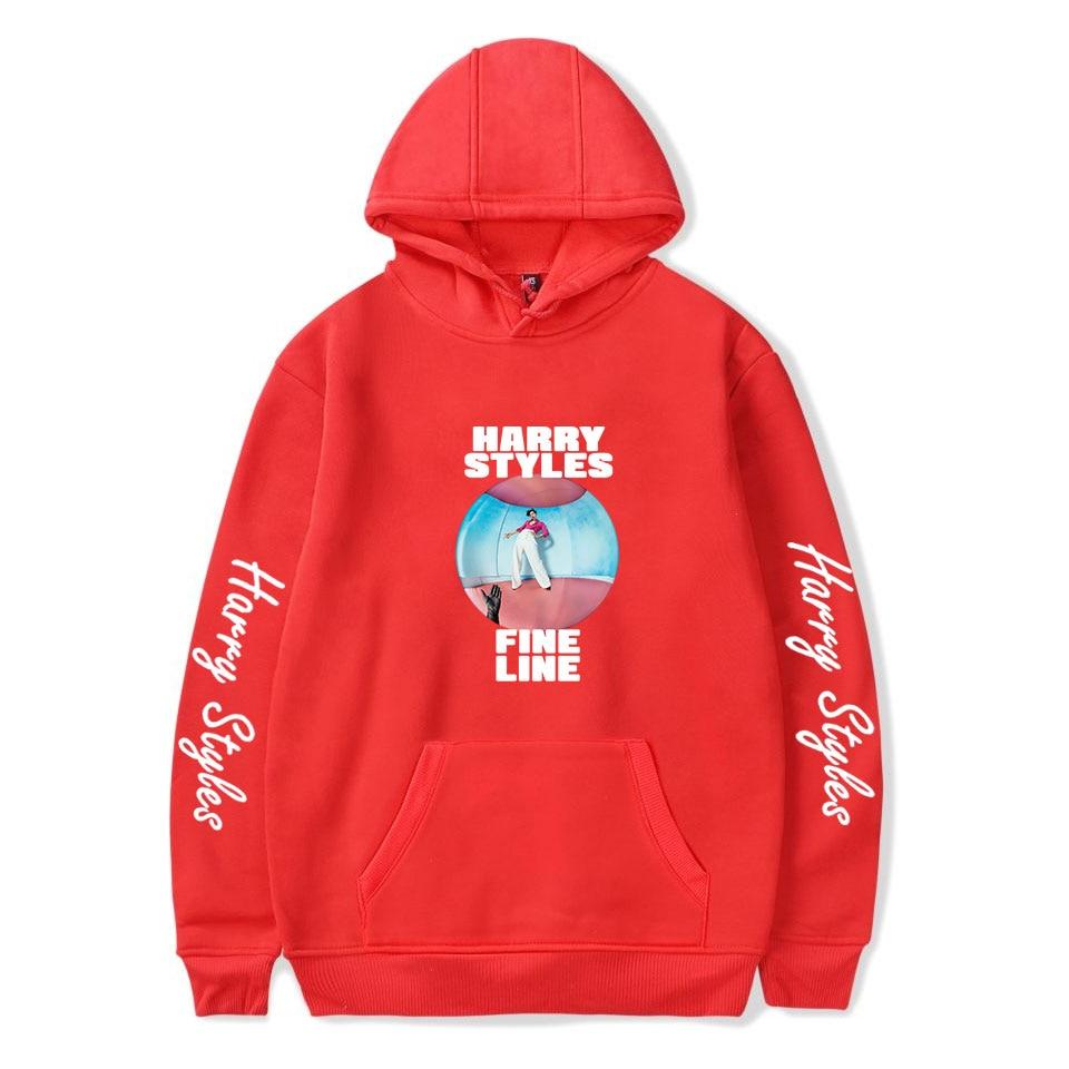 Winter Hip Hop Harry Styles Hooded TPWK Pocket Men Women Clothes