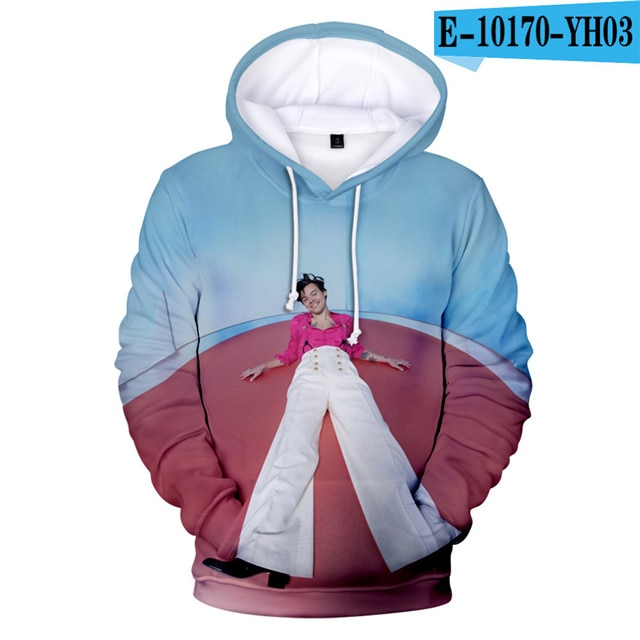 3D New Harry Styles Hoodies Men Women Sweatshirt Hoodie Jacket