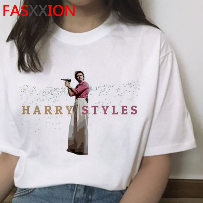 """Harry Styles """"Treat People with Kindness"""" T-shirt Top Tees Women"""
