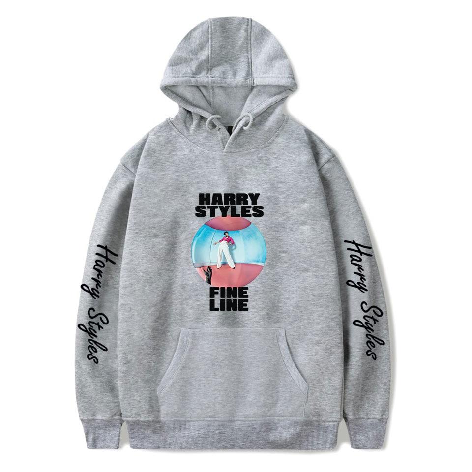 """Harry Styles """"Fine Line"""" Sweatshirt Hoodies TPWK Pocket Men Women"""