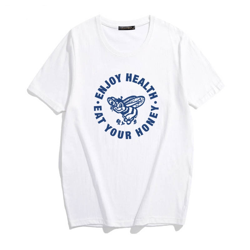 Harry Styles Enjoy Health Eat Your Honey Women T-Shirt