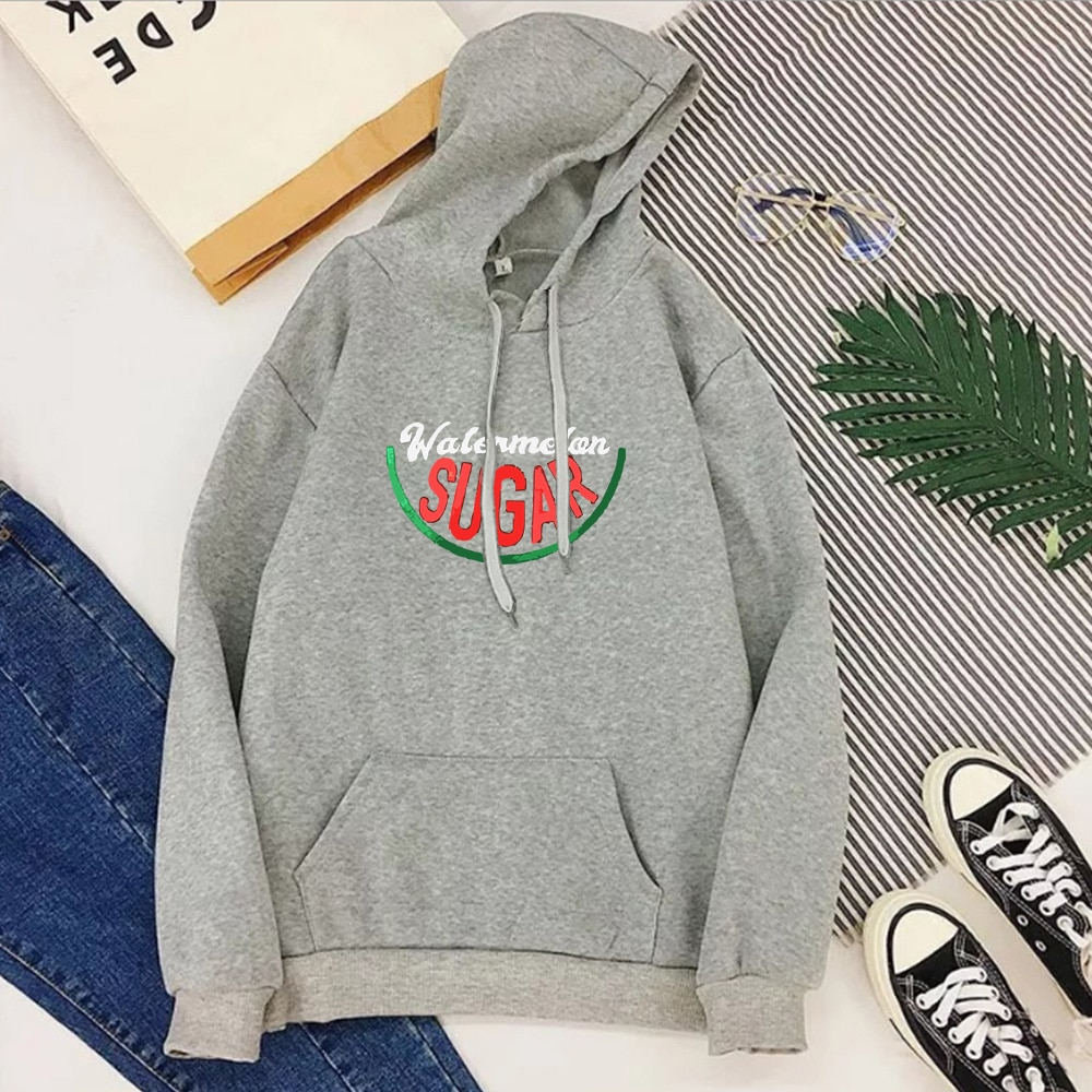 "Harry Styles Korean ""Watermelon Sugar"" Sweatshirts Hoodies For Men/Women"