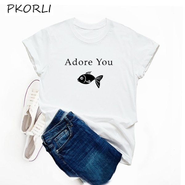 "Harry Styles ""Adore You"" T-Shirt Summer Watermelon Treat People with Kindness T-shirt"