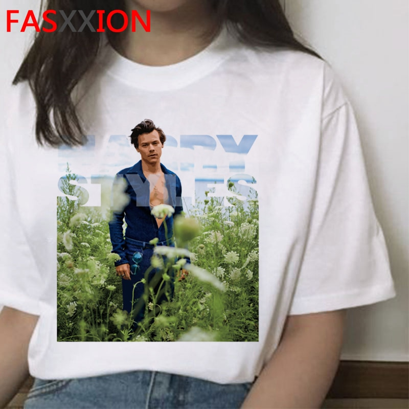 """Harry Styles """"Treat People with Kindness"""" Casual T Shirt For Men/Women"""