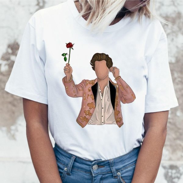 "Harry Styles ""Treat People with Kindness"" T Shirt For Women"