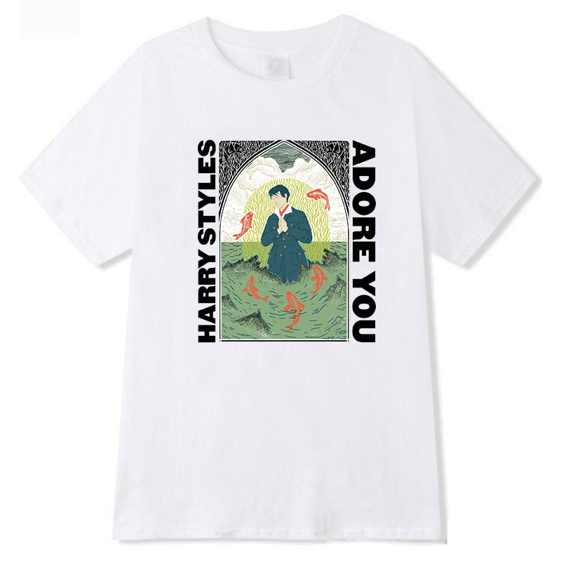"Harry Styles New Album ""Adore You"" Streetwear T Shirt For Men/Women"