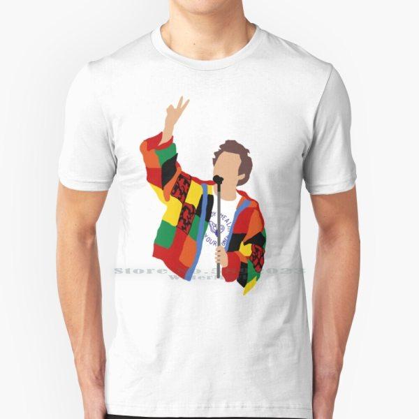 Harry Styles Cardigan T Shirt 100% Pure Cotton Big Size