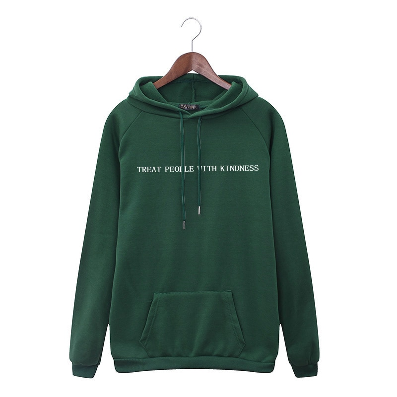 "Harry Styles ""Treat People With Kindness Long Sleeve"" Sweatshirt Hoodie For Women"