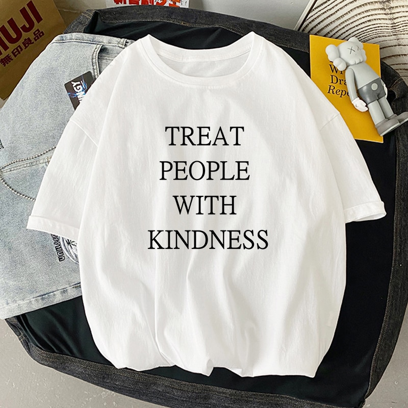 Harry Styles Treat People With Kindness White T Shirt