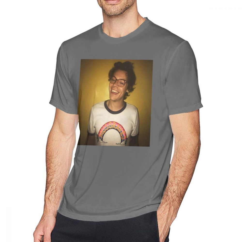 Harry Styles Smiling Styles T Shirt