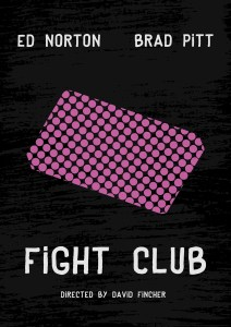 Fight Club Alternative Poster