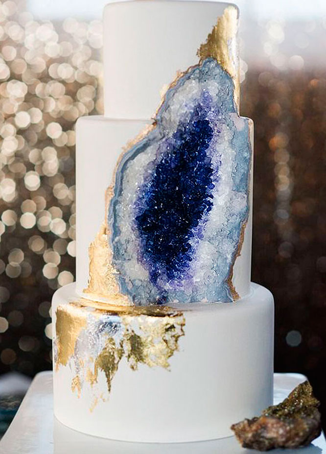 Harsanik Agate And Geode Wedding Theme