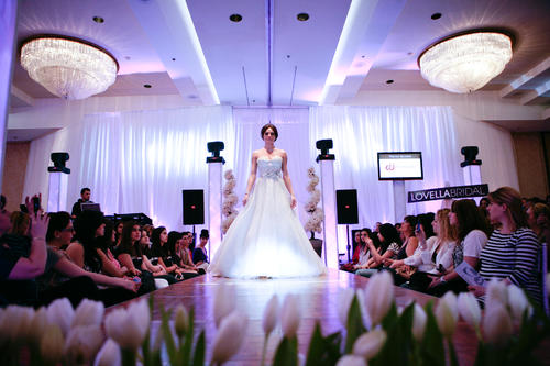 Harsanik Bridal Show / The Premier Bridal Event 2013 at the Hilton Universal on 3/10/13