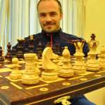 Vinner av klasse 1: Paul Johan Jenssen