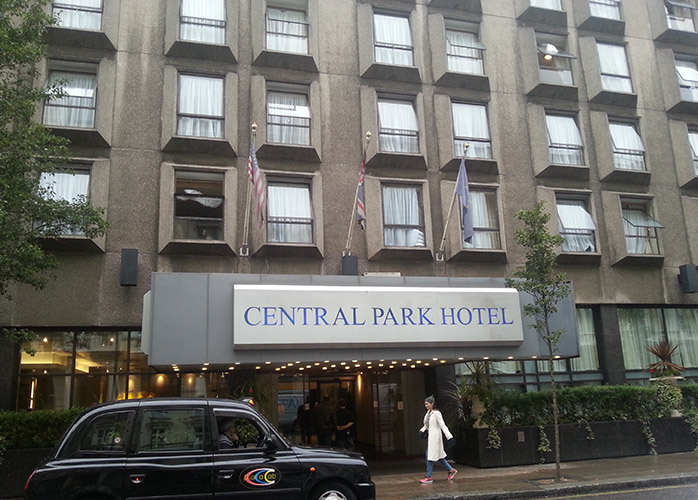 Central Park Hotel Essex And London Safety Consultants
