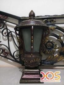 Tiang Lampu Taman Antik (7)