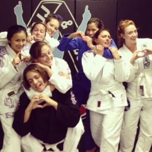 Women's MMA, Fitness and Jiu Jitsu Training at Hart BJJ in Conshohocken PA.