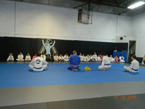 Kids BJJ Promotions at Hart BJJ, Boxing and Mixed Martial Arts