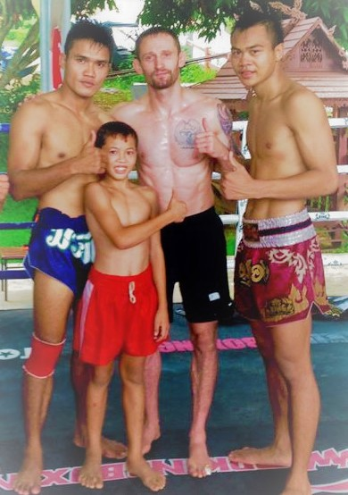 Muay Thai Kickboxing , Conshohocken , Plymouth Meeting