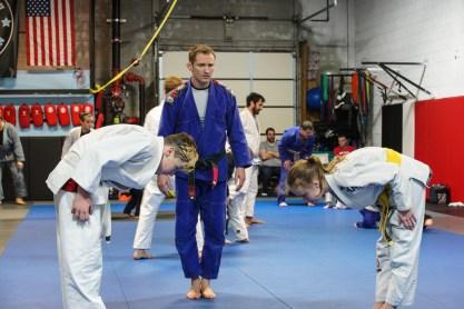 Kids Jiu Jitsu Promotions at Hart BJJ and MMA in Conshohocken