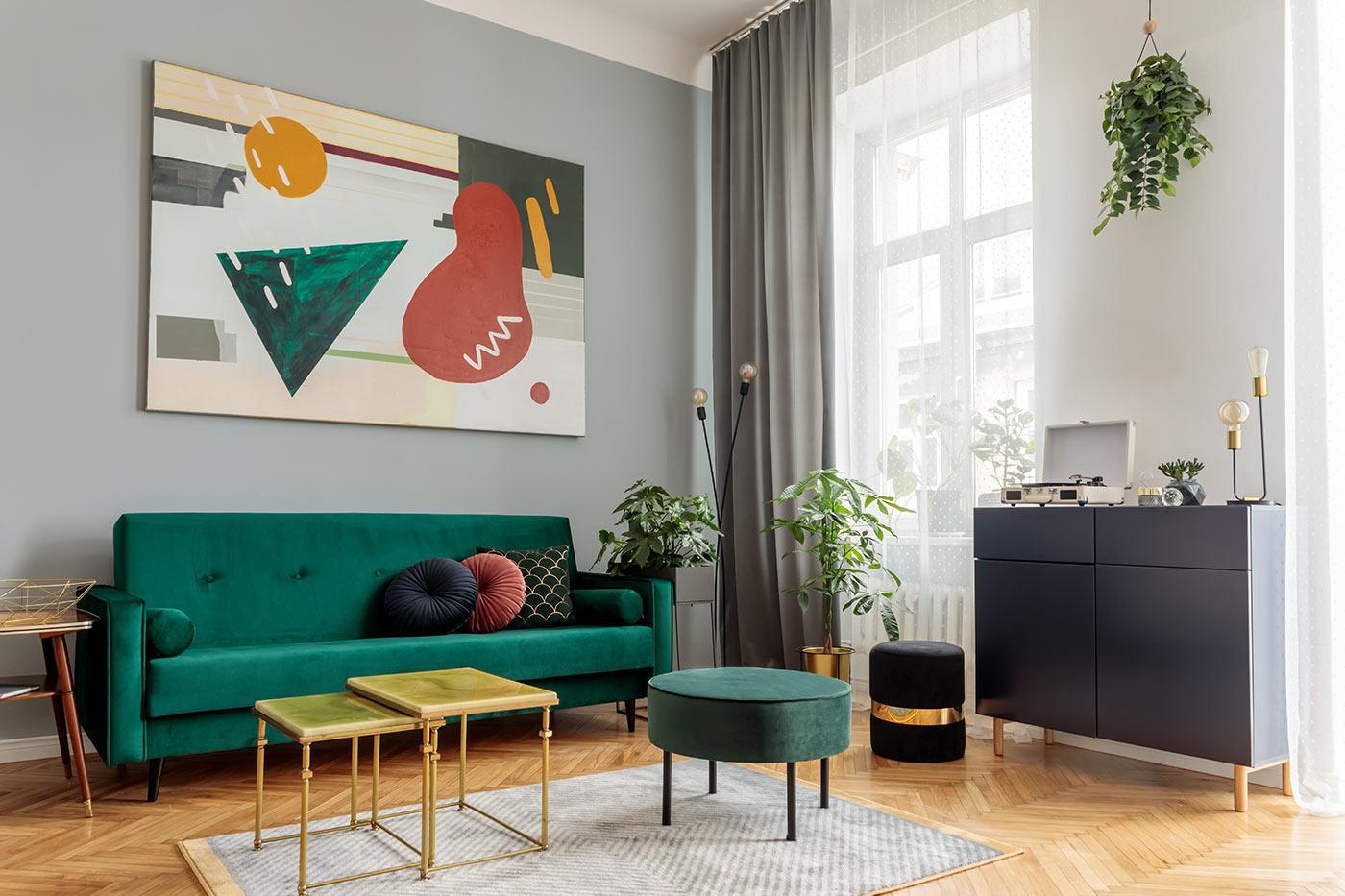 Non esiste il colore giusto per una stanza o una casa. Abbinamento Colori Arredo Della Casa Come Scegliere Quelli Giusti Harte