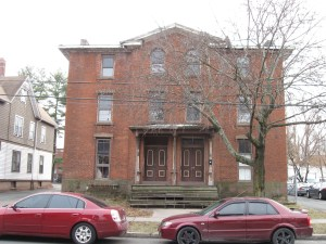 23-25 Madison - a vacant property in historic Frog Hollow