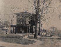 Morgan Bulkeley Residence Washington Street CT Quarterly 1895