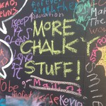 more chalky stuff