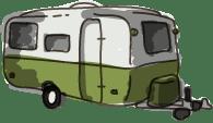 Caravan- en Tentplaatsen Charme Camping Hartje Groen
