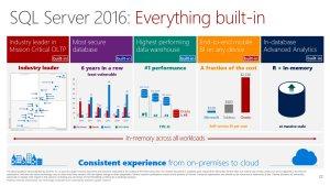SQL 2016 2