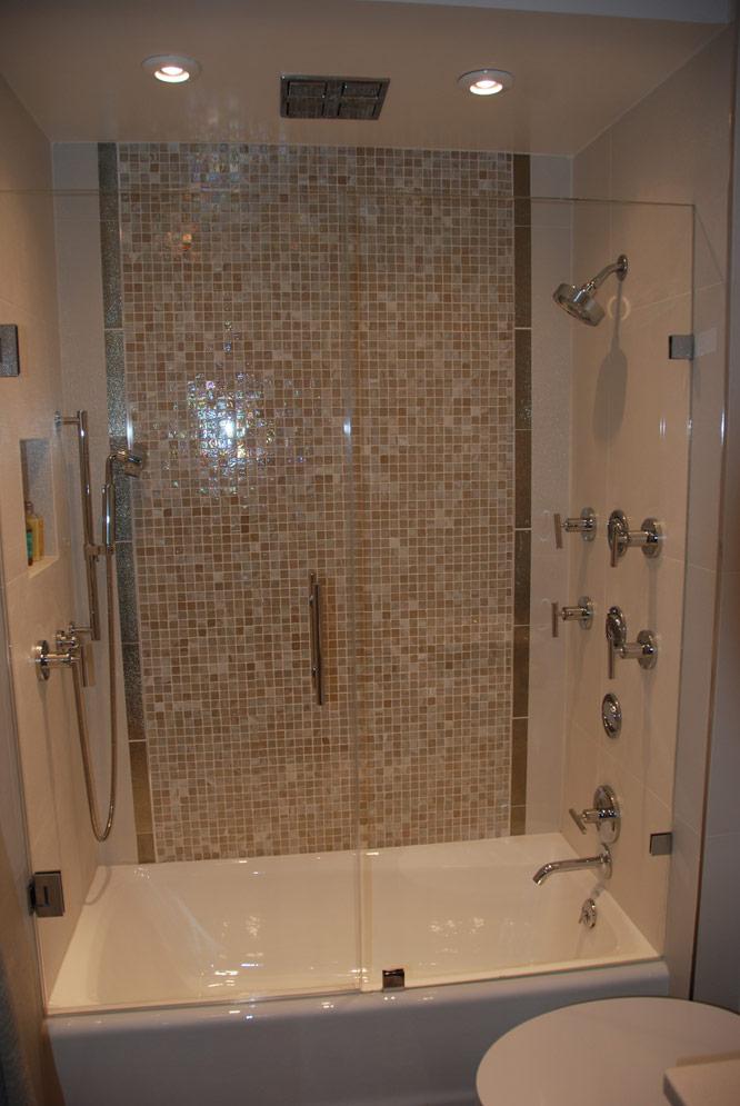 Bethesda Townhouse Bathroom Remodel