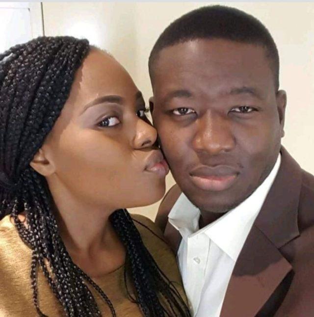 Leke Adeboye and wife