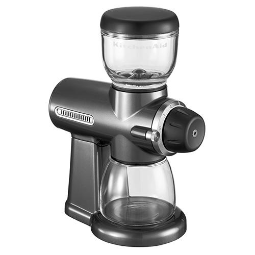 kitchen aid grinder exhaust fan commercial kitchenaid artisan pearlescent metallic grey burr ebay ref 5kcg100bpm product