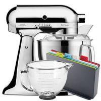 KitchenAid Artisan Mixer 185 Chrome 5KSM185PSBCR
