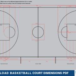 Netball Court Measurement Diagram 89 Mustang Gt Alternator Wiring Basketball Information Hart Sport New Zealand