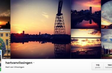Hart van Vlissingen op Instagram