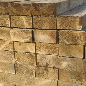 Sawn & Treated Softwood