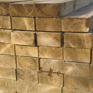 Sawn & Treated Softwood
