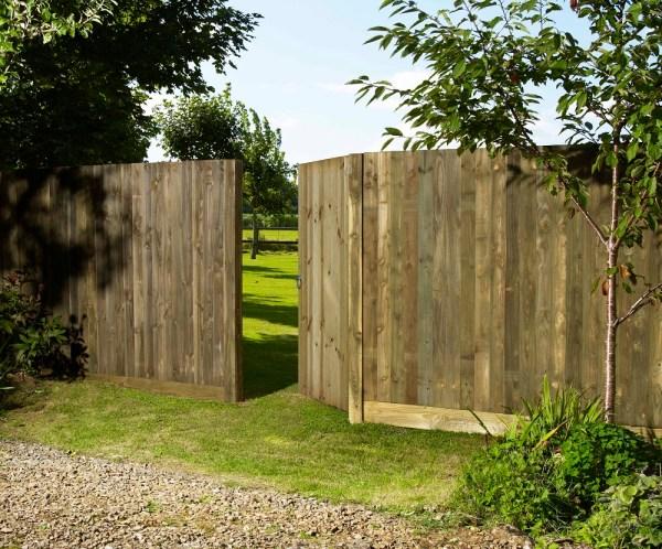 Babington Gate & Fence