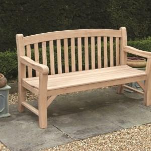 Oak Bench KDOB150