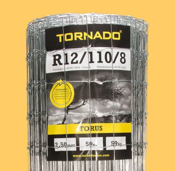 R12-110-8-Label Torus Horse Fence