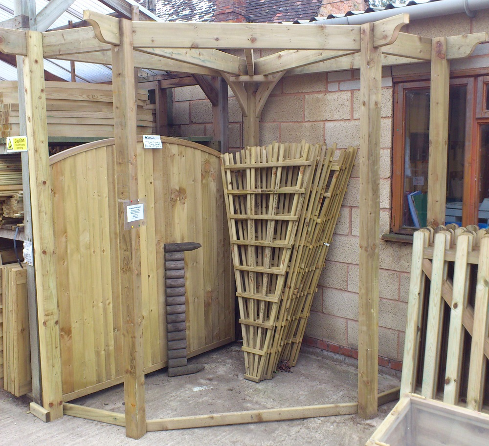 Pergola Design Builders: Design And Build Your Own Pergola