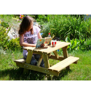 Mini Picnic Table