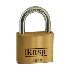 Premium Brass Padlock 40mm