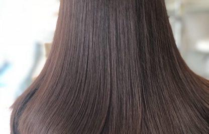 ヘアカラーで髪をキレイに