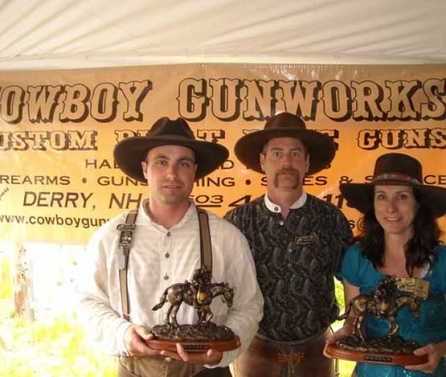 Top Guns With Jimmy Spurs Of Cowboy Gunworks The Match Sponsor