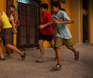 Soccer is gaining in popularity, but baseball is still the national sport of Cuba.