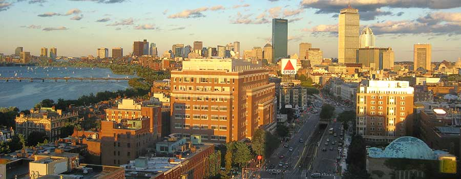 Boston City View